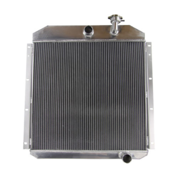 Aluminum Radiator For GMC Pickup Truck 1955 1956-1959