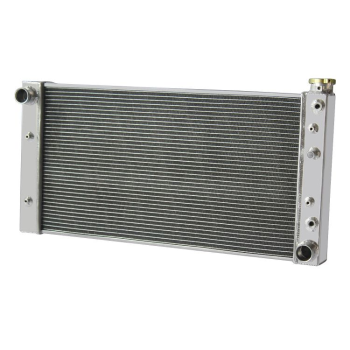 56mm Aluminum Radiator For S10 Pickup Chevy 82-93