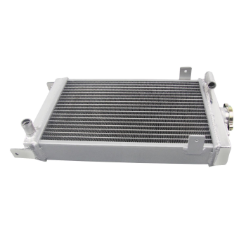 3 Rows Core Aluminum Radiator For Go-Kart, Karting, Gearbox, Shifter Karts