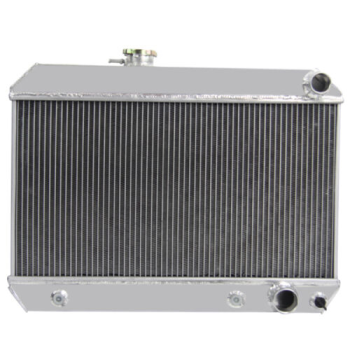4 ROW CORE Aluminum Cooling Radiator For Buick Skylark 1962 1963