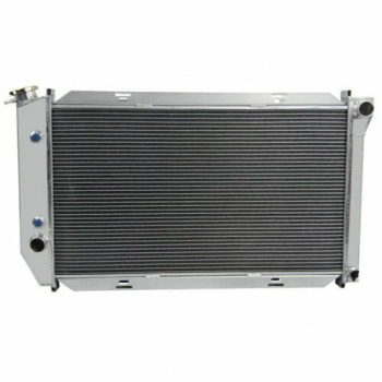 4Rows Aluminum Radiator For 73-76 Lincoln Mark IV , 74-79 Mercury Cougar XR-7 V8