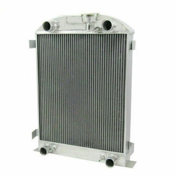 3Row Aluminum Radiator For 1930-1932 31 Ford Model A/B Flat Head V8 Engine AT/MT