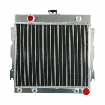 3 ROW ALUMINUM RADIATOR FOR 1970-74 DODGE CHALLENGER /75-79 D/W PICKUP TRUCK CPA