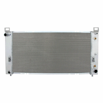 2 Row Radiator For 03-09 Hummer H2 6.0 V8&Cadillac Escalade 6.0 V8 02-11 AT/MT