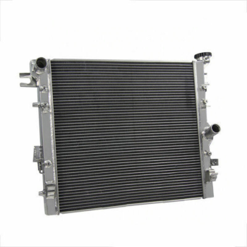 Aluminum Radiator For 2007-2017 Jeep Wrangler JK 3.6L 3.8L V6 2008 2009 10 11 12