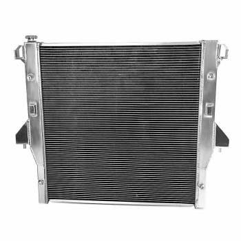 2 Row Aluminum Radiator For 2003-2009 Dodge Ram 2500/3500 5.9L L6 Diesel Turbo