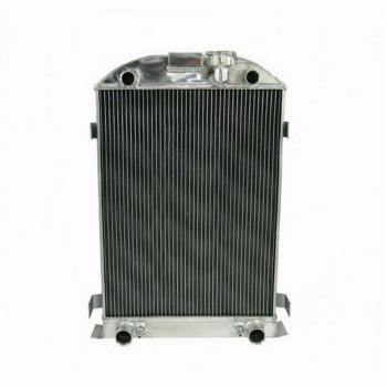 3 Row Aluminum Radiator For 30 31 Ford Model-A W/ Flathead Engine 1930 1931 D5
