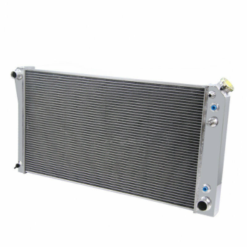 Aluminum Radiator For Buick Roadmaster 5.7L 92-93/Oldsmobile Custom 5.0L 1991-92