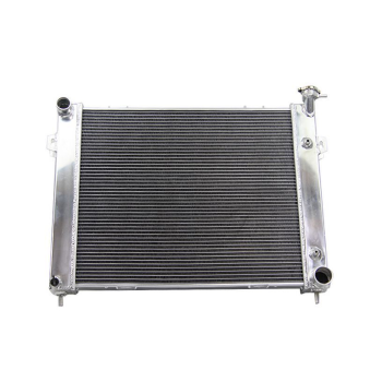 3Row Aluminum Radiator For 1993-97 Jeep Grand Cherokee / Grand Wagoneer 5.2L V8