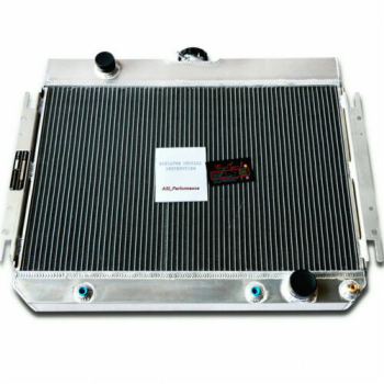3 ROW RADIATOR FOR 1964 1965 1966 1967 CHEVELLE/EL CAMINO IMPALA GM CARS AT PRO