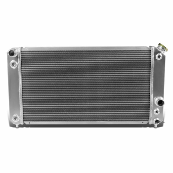 ALUMINUM RADIATOR For 1996-2004 CHEVY S10 BLAZER/GMC JIMMY SONOMA HOMBRE 4.3L V6