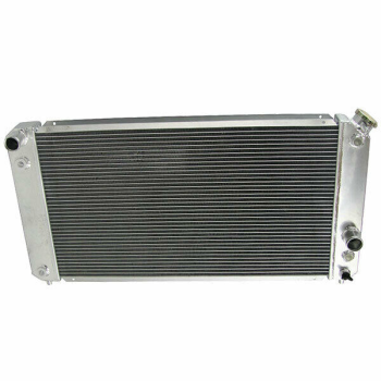 2 Row Radiator For 1996-2005 Chevy Blazer S10 Truck Pickup 4.3 V6 Sonoma Savana