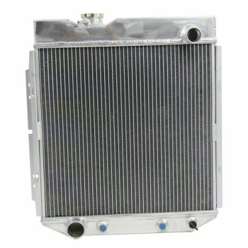 Aluminum Radiator For 1961-1965 1964 1963 Ford Falcon 1965-1966 Ford Mustang V8