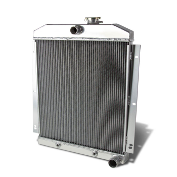 ALUMINUM RADIATOR FOR 1947-1954 CHEVY PICKUP TRUCKS L6 3.5L 3.8L 4.3L CC5100