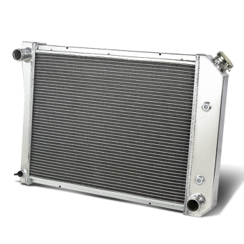 2 Row Aluminum Radiator For 65-88 87 86 85 Chevy Camaro Monte Carlo Buick Regal
