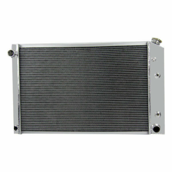 Aluminum Radiator For CHEVY C/K SERIES C10 C20 K10 PICKUP GMC Blazer 73-80 74 75