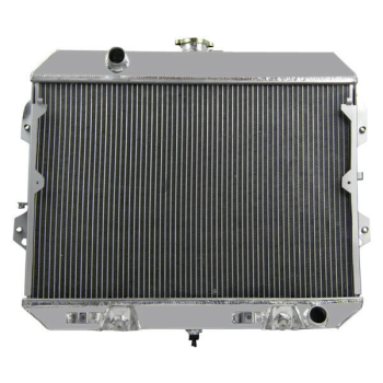 2 Row Aluminum Radiator For Nissan Datsun 280ZX 1981 1982 1983