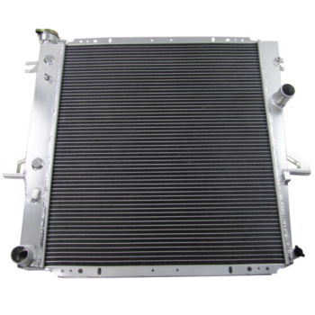 4Row Aluminum Radiator For Ford Ranger 3.0L 1998-2008/Ranger 4.0L 98-11 AT/MT D5