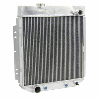 4 Row Aluminum Radiator For 1960-1965 1962 Ford Mustang/Falcon,Mercury Comet L6