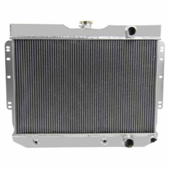 4Row Aluminum Radiator Fits Chevy Bel Air,Biscayne,Malibu L6 V8 Engine 1959-1965